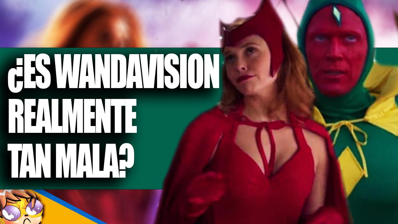 ¿Es WandaVision La Peor Serie de Marvel? [VIDEO]