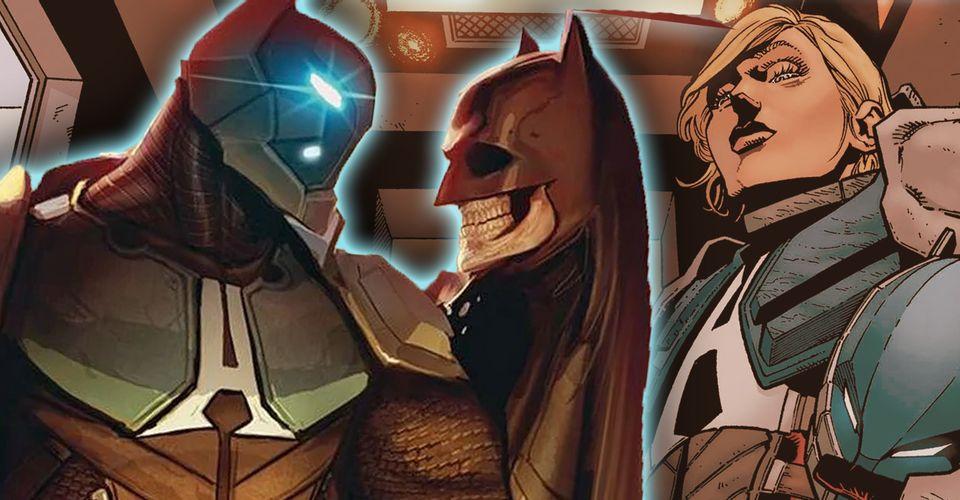 Batman: ¿Quién es Arkham Knight de Future State?