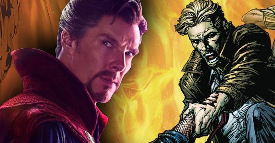 DCeased: el gran plan de Constantine es mejor que el final del MCU de Doctor Strange
