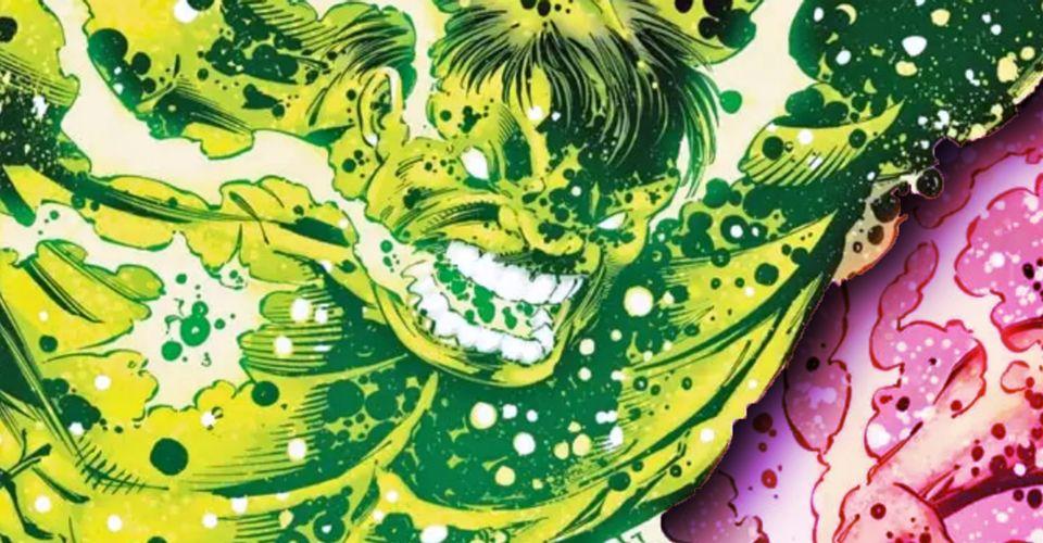 Tenemos a la versión mas poderosa de Hulk gracias a Heart of the Monster