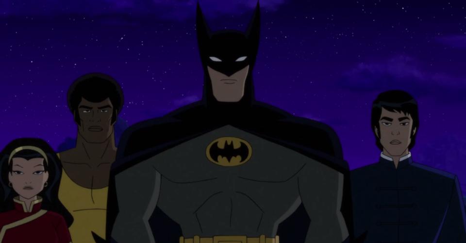 Batman: Soul of the Dragon es la MEJOR película animada de DC en decadas.