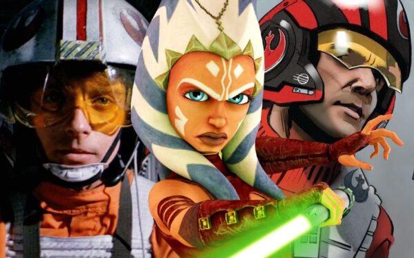 El canon moderno de todas las películas, series de televisión, novelas, cómics y juegos de Star Wars
