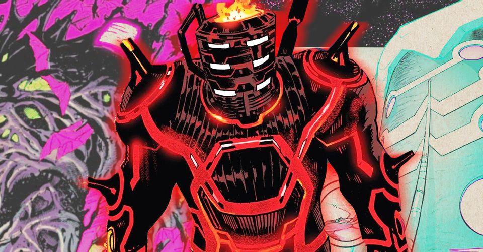 Los celestiales han fracasado como dioses cósmicos de Marvel
