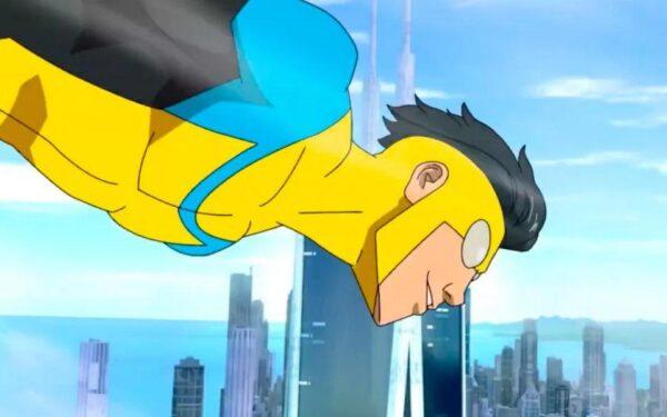 La serie animada Invencible de Amazon anuncia la fecha de estreno con un nuevo clip