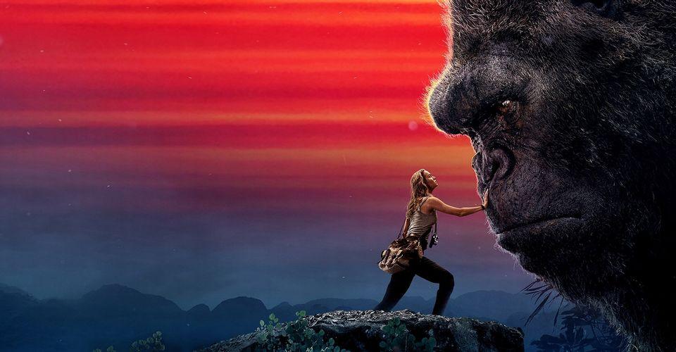 Godzilla vs. Kong: ¿Cómo es Kong mucho más grande que en Skull Island?