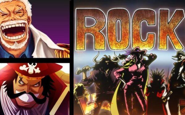 ¡Oda insinuó que Shakky era parte de los Piratas de Rocks!