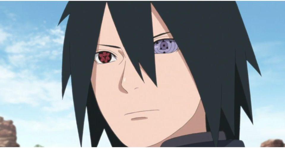 Boruto: Sasuke revela más de las armas secretas de Konoha al hijo de Naruto