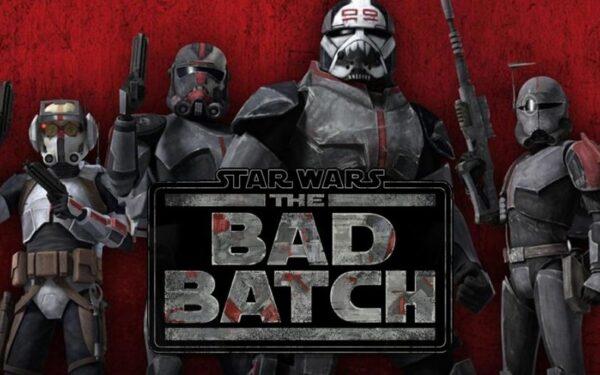 Star Wars: Los nuevos soldados de Bad Batch son básicamente clones de la muerte