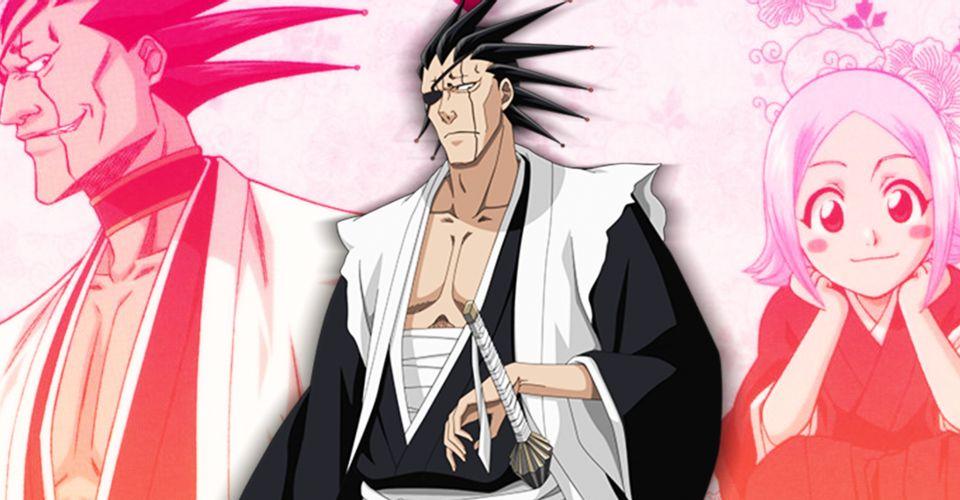 ¿Es el mejor tsundere del anime … Kenpachi Zaraki?
