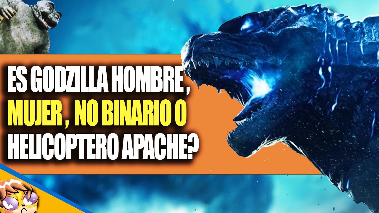¿Es Godzilla Hombre, Mujer o No Binario? [VIDEO]