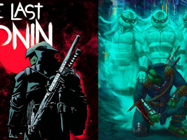 La Ultima Tortuga Ninja Viva! – The Last Ronin Completo [Video Comic 2/5]