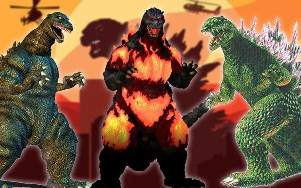 Los 5 MEJORES juegos de Godzilla, clasificados