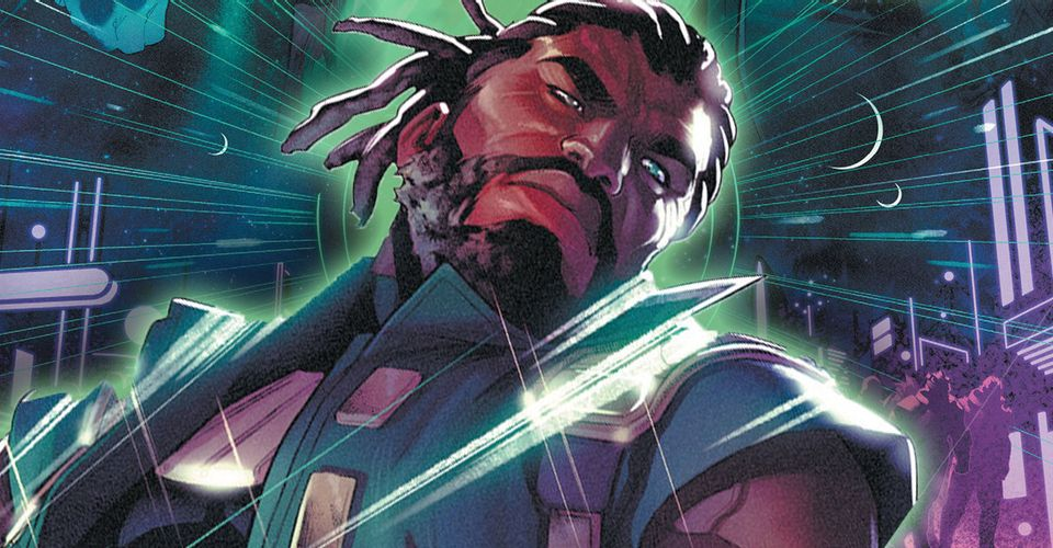 Green Lantern revela la forma final de un nuevo mandamiento de Dios