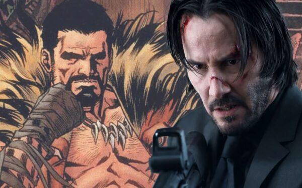 Keanu Reeves se acercó para unirse al Spider-Verse como Kraven the Hunter
