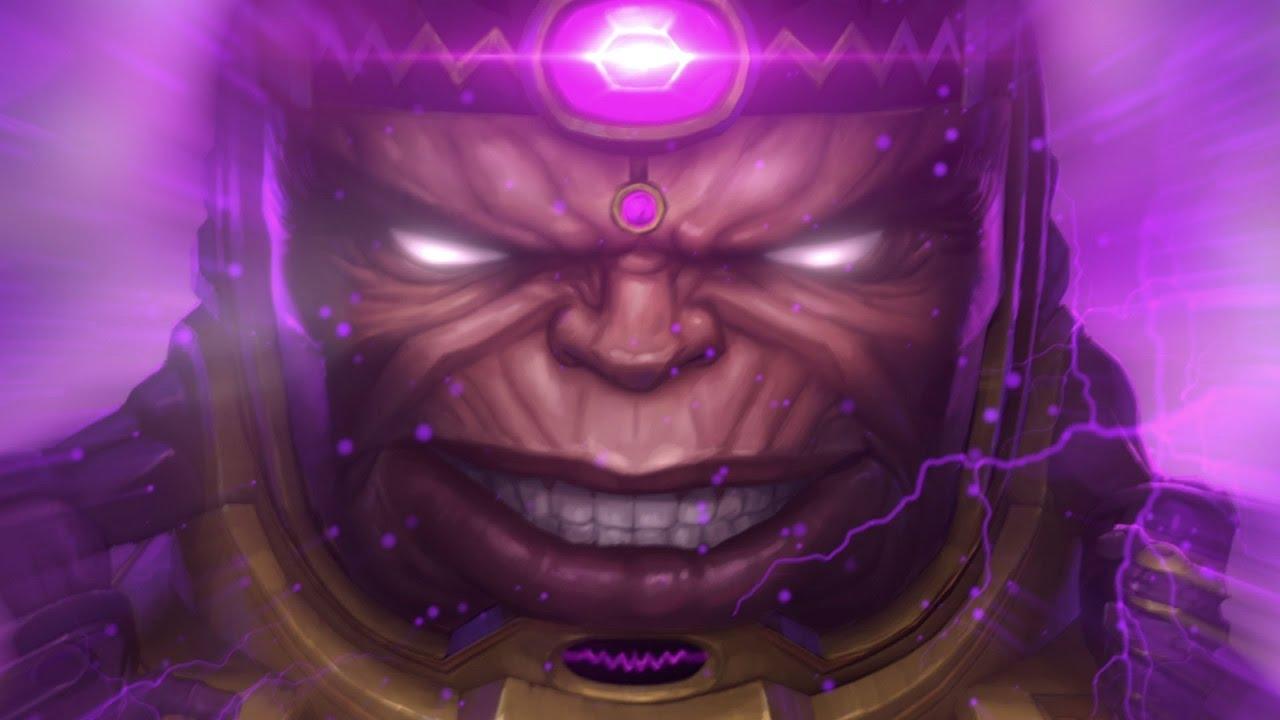 La serie Stop-Motion de MODOK incluye dos grandes villanos de X-Men