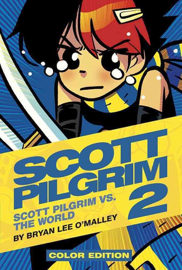 Leer Scott Pilgrim en Español Online