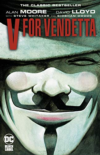 Leer V de Vendetta Online en Español