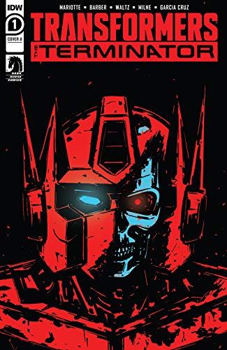 Leer Transformers vs. the Terminator Online Español