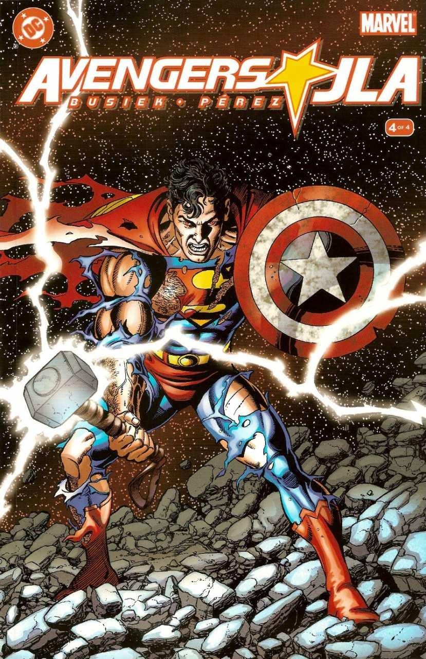 Leer Justice League vs Avengers Online Español