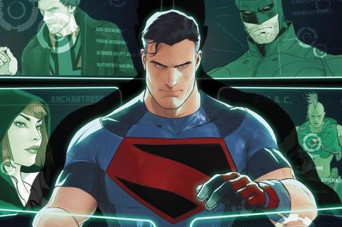 Leer Superman & The Authority en Español Online