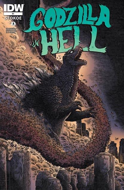 Leer Godzilla in hell Online Español