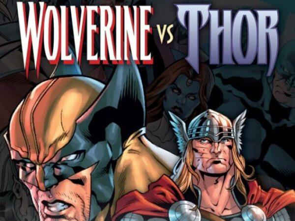 Leer Wolverine vs Thor Comic Online Español