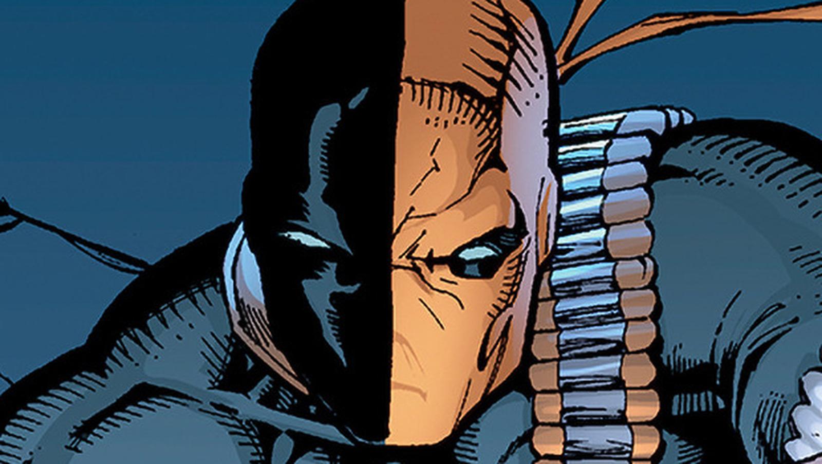 La Liga de la Justicia acaba de provocar un nuevo y misterioso Deathstroke