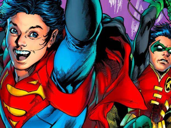 DC le está dando a su nuevo Superman un nuevo disfraz