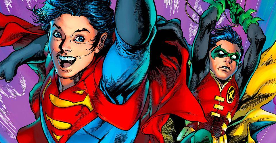 Superman: Tom Taylor promete más súper hijos en Son of Kal-El