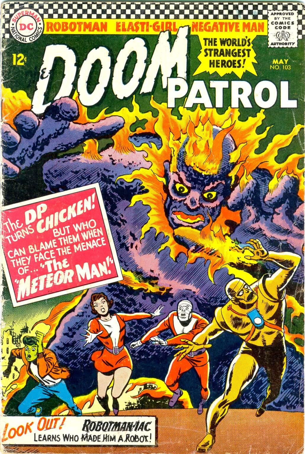 Leer Doom Patrol Volumen 1 Online en Español
