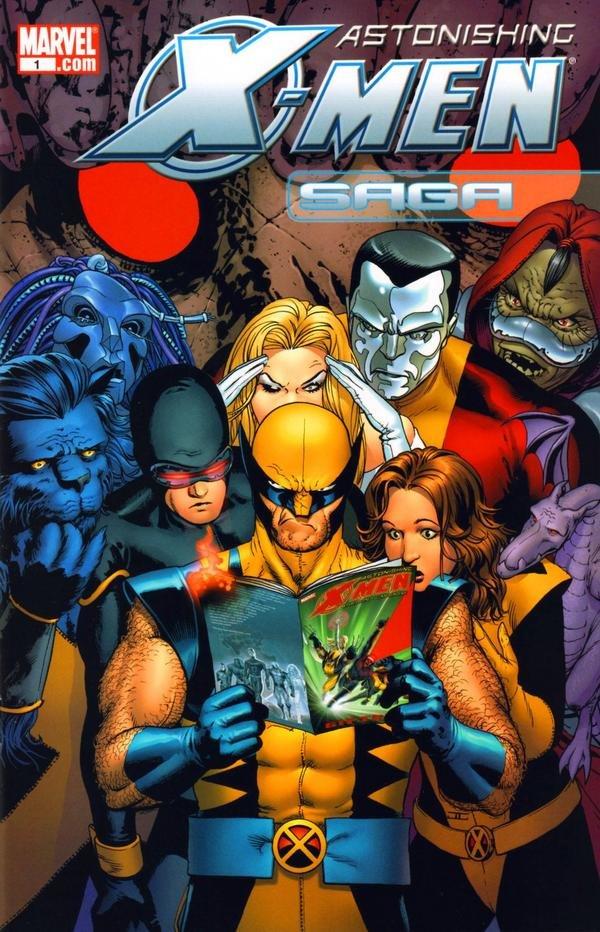 Leer Astonishing X-men Volumen 1, 2, 3 y 4 Online en Español