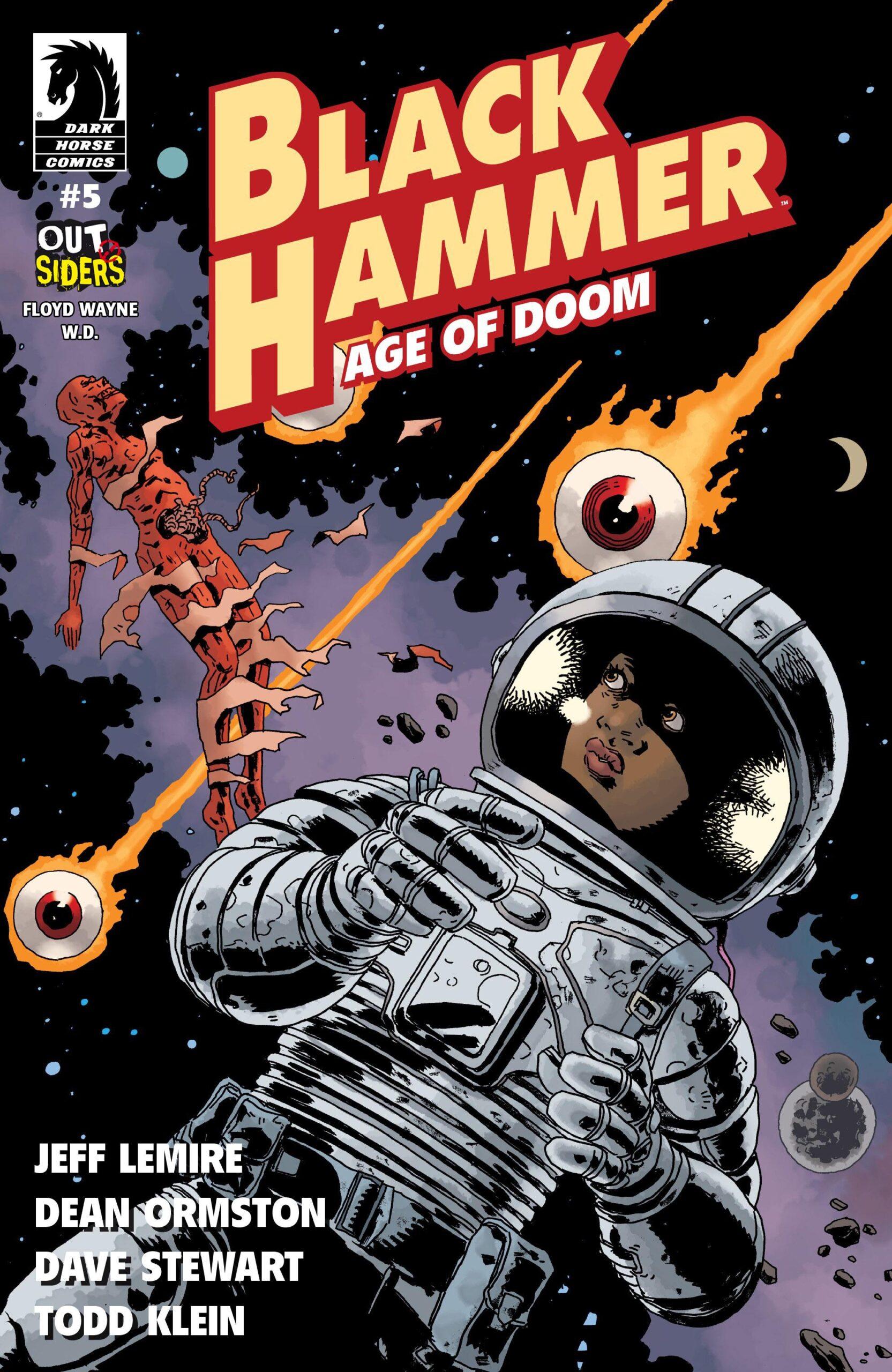 Leer Descargar Comic Black Hammer: Age of Doom Online en Español