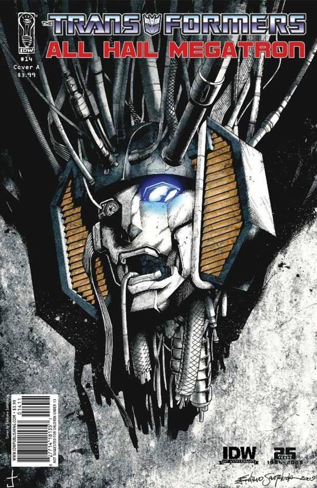 Leer The Transformers: All Hail Megatron Online en Español