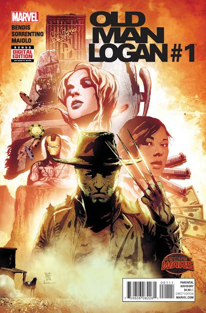 Leer Old Man Logan Vol.1 (SECRET WARS) Online en Español