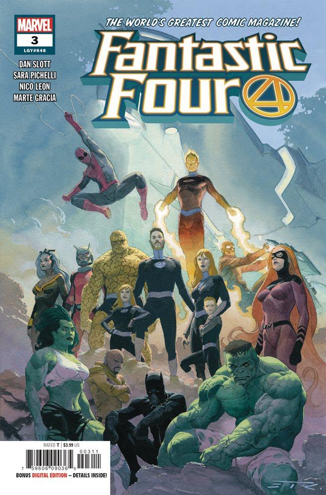 Leer Fantastic Four Volumen 6 Online en Español