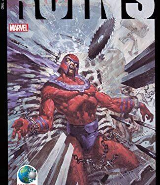 Leer Marvel Ruins Online en Español