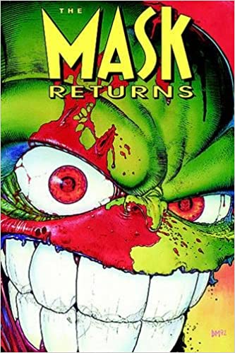 Leer Comic The Mask Returns / El Retorno Online en Español