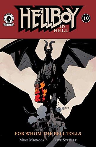 Leer Hellboy in Hell Online en Español