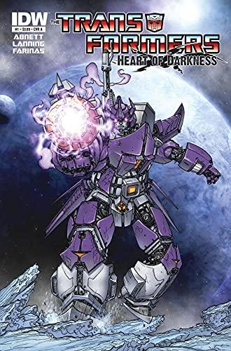 Leer The Transformers: Heart of Darkness Online en Español