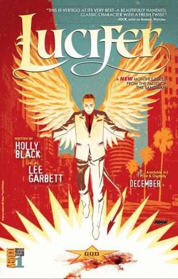 Leer Lucifer Volumen 1 y 2 Online en Español