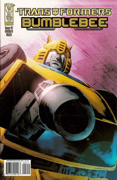 Leer Comic Transformers : Bumblebee Online en Español