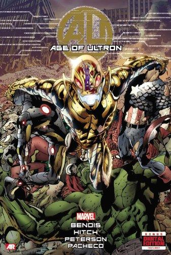 Leer Age of Ultron / La Era de Ultron Online en Español