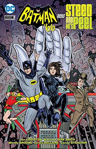 Leer Batman '66 Meets Steed and Mrs Peel / Conoce a Steed y Mrs Peel Online en Español