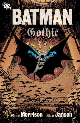 Leer Batman: Legends of the Dark Knight #6-10 (Gothic) Online en Español