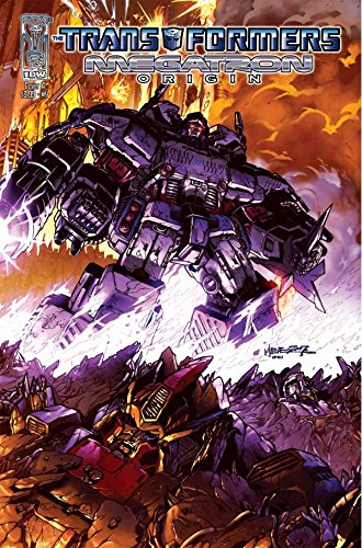 Leer Transformers Megatron Origin / Origenes Online en Español