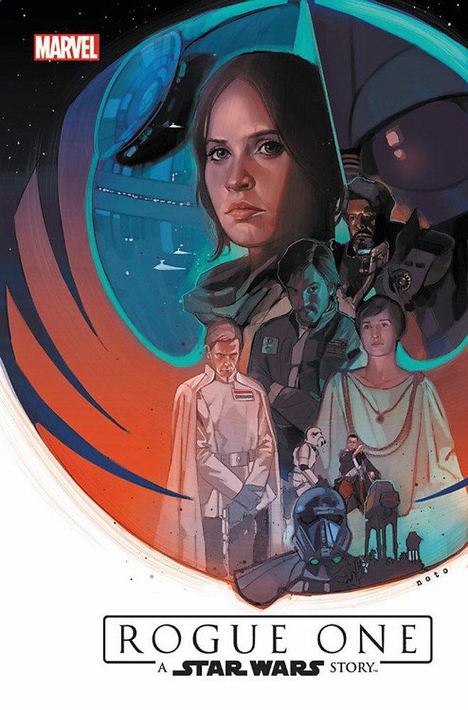 Leer Rogue One, una historia de Star Wars Online en Español