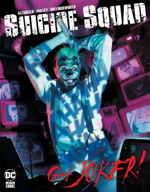 Leer Suicide Squad Get Joker Online en Español