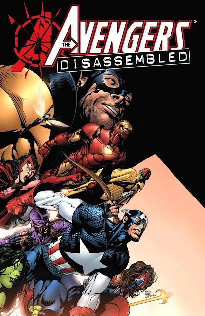 Leer Avengers Disassembled Online en Español