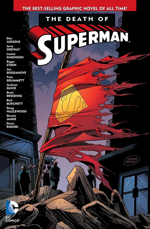 Leer La muerte de Superman Online en Español