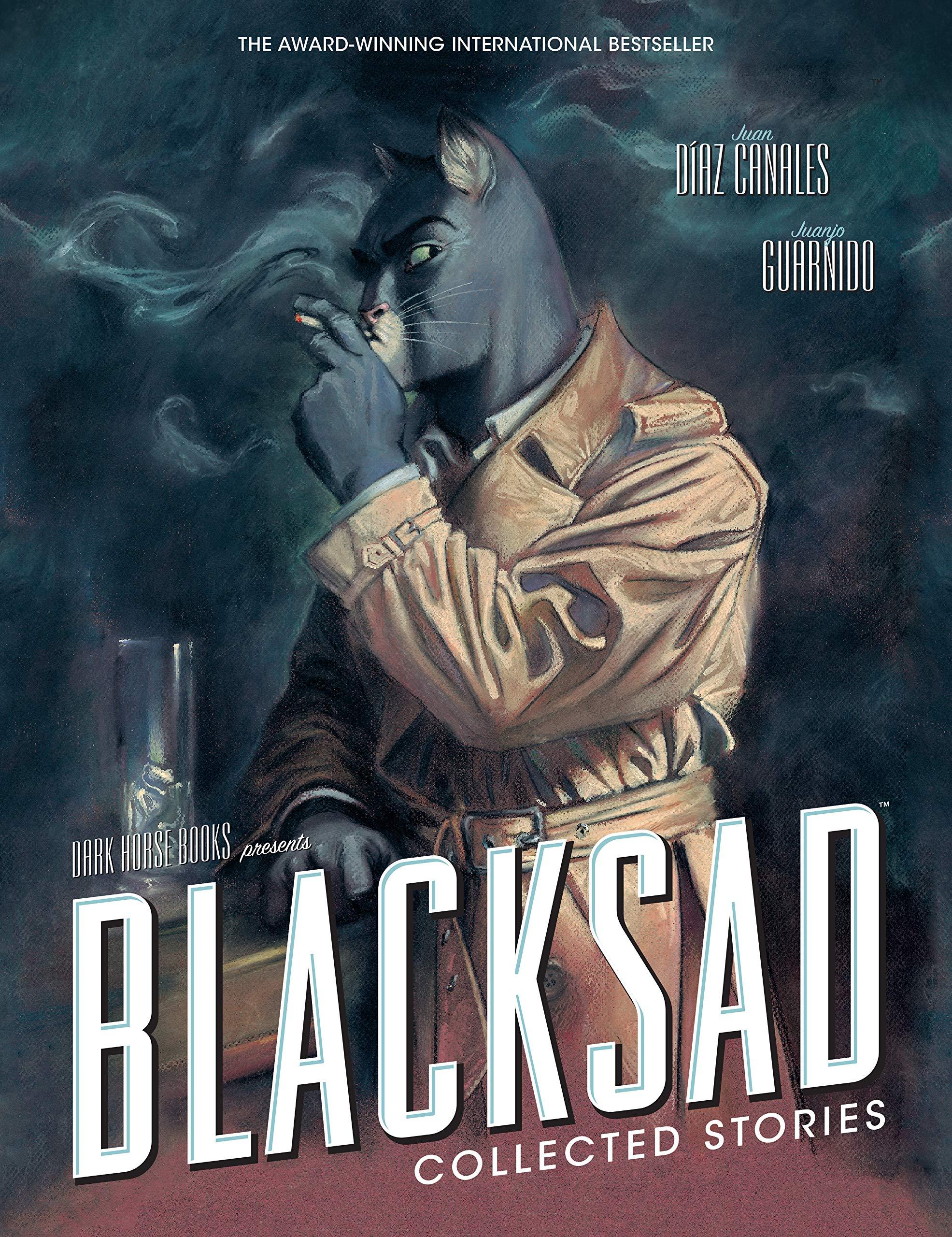 Leer Blacksad Volumen 1, 2, 3, 4 y 5 Online en Español
